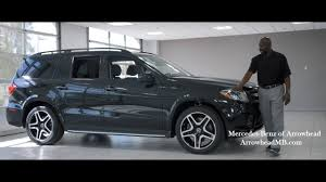 arrowhead mercedes peoria luxury and power 2018 mercedes gls 550 4matic suv from