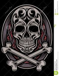 skull and crossbones stock vector illustration of 40622790