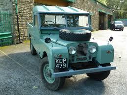 land rover vintage kdp 479 1954 series i 107