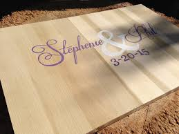 alternative guest book ideas wedding guestbook wood sign with decorative pen wedding guest