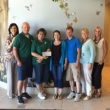 unyts gabbey family presents donation in support of unyts