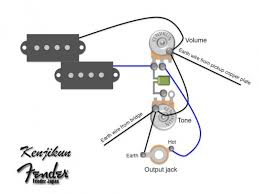 fender p bass wiring diagrams circuit and schematics diagram