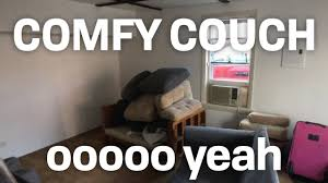 Most Comfortable Couch by The Most Comfortable Couch Youtube