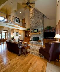 two story fireplace fantastical house plans with vaulted greatoomsustic homeca