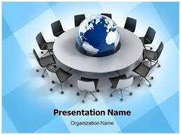 free business powerpoint template download 16 best global warming