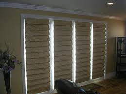 mini blinds for french doors door decoration