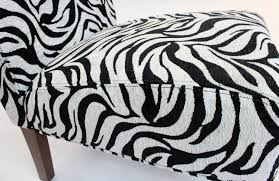 Zebra Accent Chair Aberly Zebra Accent Chair Mor Furniture For Less