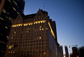 Radio Center Apartments At The Time Warner Center An Enclave Of Powerful Russians The