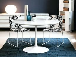 modern white round dining table modern white round dining table great small wadaiko yamato com