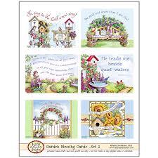 blessing cards garden blessing cards 02 instant digital christian