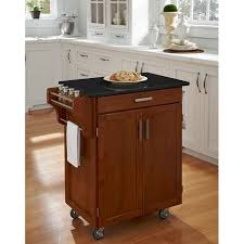 kitchen island cart with granite top kitchen island cart granite top within with plan 16 oak finish