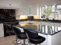 White Kitchen Cabinets With Black Granite Countertops What Color Cabinet Goes With Black Granite My Home Design Journey