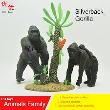 shop toys king kong silverback gorilla middle size