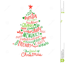 card word cloud tree design stock vector image 46279396