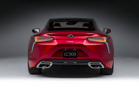 lexus lc 500 turbo 2017 lc 500 with 467hp is the most dynamic lexus since the lfa 51