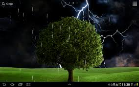 free halloween live wallpaper thunderstorm live wallpaper android apps on google play