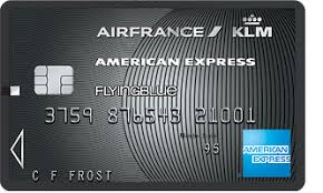 flying blue american express card