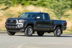 new toyota truck old vs new 1995 toyota tacoma vs 2016 toyota tacoma the fast