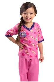 Doc Halloween Costume Save 51 Doc Mcstuffins Dress Scrubs Free Shipping