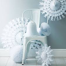 decorations white winter christmas interior decor featuring