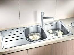 Stainless Steel Kitchen Sink Strainer - blanco stainless steel u2013 instavite me
