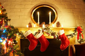 the history of christmas stockings enlighten me