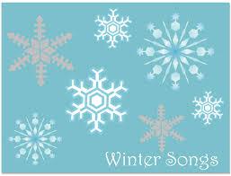 winter songs 10 favorites