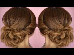 nice hairdos for the summer easy summer twist updo hair tutorial youtube