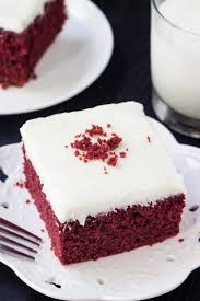easy red velvet cake just so tasty