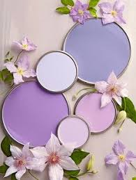 Shades Of Purple Paint For Bedrooms - top paint colors paint colors purple palette and hue
