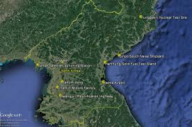 Satellite Map Of Usa by New Images Show How North Korea Is Expanding Its Missile Research
