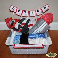 second year anniversary gift ideas bee ing cotton anniversary gift basket plus several more