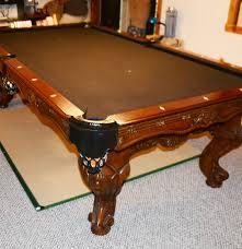 Ping Pong Pool Table American Heritage Slate Pool Table With A Ping Pong Table Top Ebth