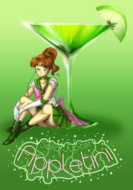 appletini sailor jupiter appletini by madelezabeth on deviantart