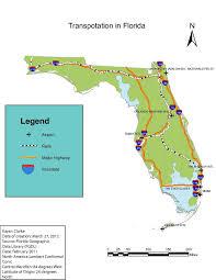 Miami Dade Transit Map by Transportation In Florida Wikipedia