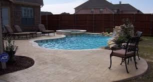 Concrete Pool Designs Ideas Concrete Or Salt Finish Pools Pinterest Pool Images