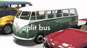 volkswagen bulli 1950 vw classics for blender youtube