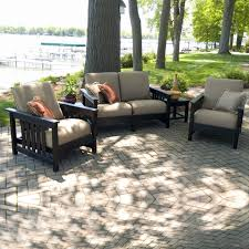 astonishing amish recycled plastic outdoor furniture architecture