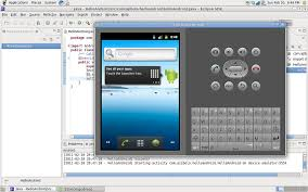 android sdk emulator android sdk emulator android 2 3 3 running in eclipse on a