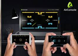 gamepad apk use phone as gamepad and on with airconsole for androidtv