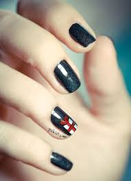 ho ho holiday nail art these are the 25 classiest designs around