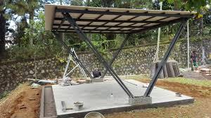 harga kanopi pusat kanopi baja ringan mewah 101 model kanopi