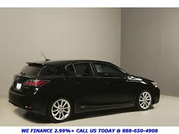 lexus hatchback 2013 lexus ct 200h 2013 hybrid nav sunroof leather warranty for