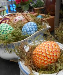 Easter Decorations Not On The High Street by 20 Creative Easter Egg Decoration Ideas Bored Panda