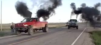 Ford Diesel Truck White Smoke - how to guide to modify trucks for coal rollin the daily caller