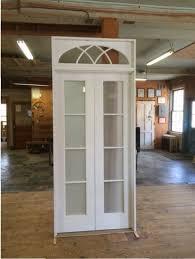 French Doors With Transom - wood custom interior doors u2013 jim illingworth millwork llc