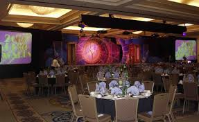 corporate event entertainment planning company shows in a box