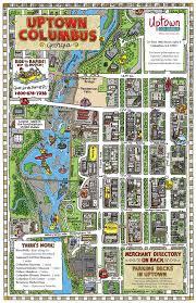 ga map 6 maps of