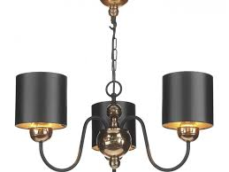 Bronze Ceiling Light Chandelier Ideas David Hunt Lighting Garbo Light Bronze