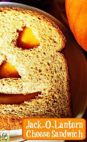 need halloween sandwich ideas kids love make a jack o lantern